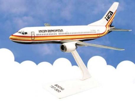 Flight Miniatures Inter European Airways Boeing B737