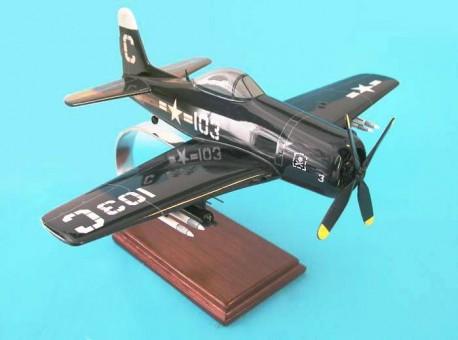 F-8F Bearcat Usn