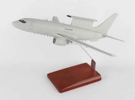 Sale! Air Force Boeing KC737 AEW&C  crafted Desktop Model F2510 scale 1:100