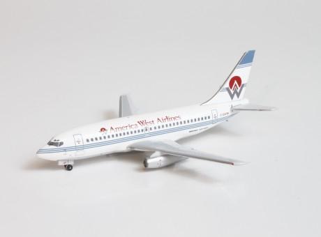 America West Boeing 737-200 C-GAPW Aero Classics AC19924B scale 1:400