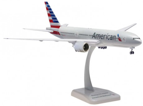 American Airlines Boeing 777-200ER Reg# N776AN Hogan HG0052G Scale 1:200