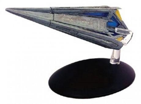 Tholian Ship Die Cast Model Start Trek Universe by Eagle Moss EM-ST0026