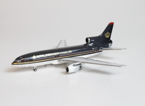 Royal Jordanian Lockheed L-1011 Tristar-500 JY-AGD AeroClassics AC419600 scale 1:400