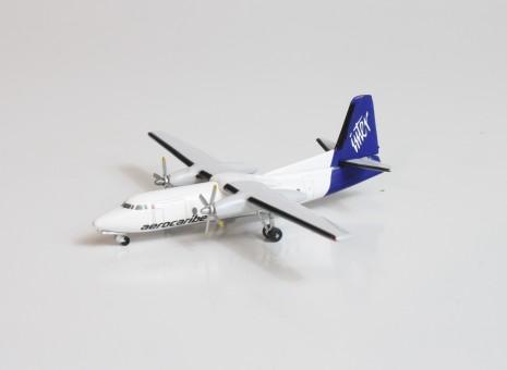 AeroCaribe Fokker F-27 XA-MCJ (Mexicana) Aero Classics AC19636 Scale 1:400