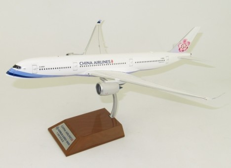 Last one!  China Airlines A350 Stand B-18901  InFlight WB-A350-001 1:200
