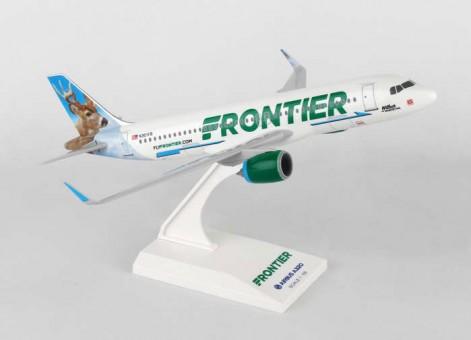"Frontier NEO A320 ""Wilbur"" Registration N301FR SKR907 Skymarks Scale 1:150"