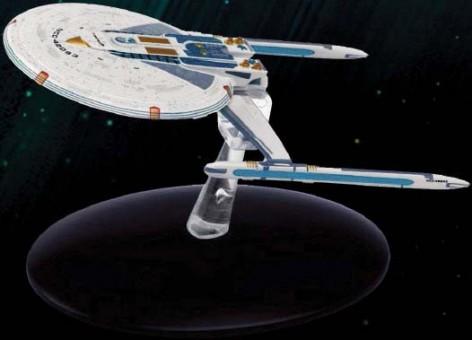 USS Centaur NCC42043 Star Trek Universe EagleMoss Die-Cast EM-ST0052