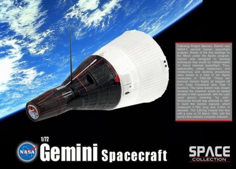 1/72 Gemini Spacecraft (Space)  DRW-50385