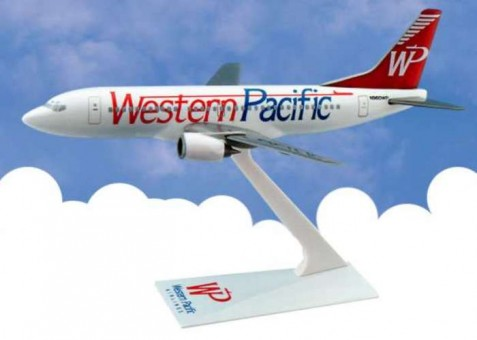 Flight Miniatures Western Pacific Boeing B737
