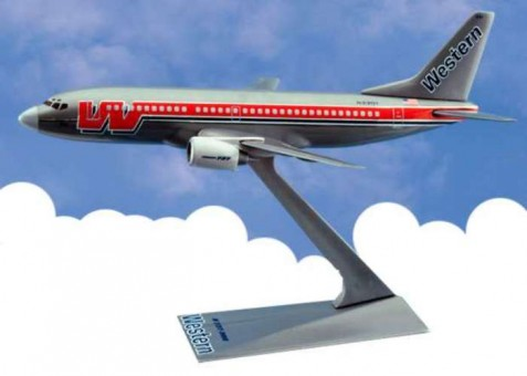Flight Miniatures Western Boeing B737