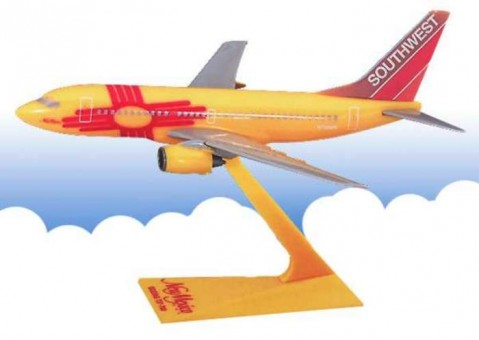 Flight Miniatures Southwest Airlines Boeing B737