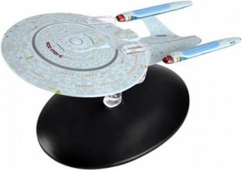 The Next Generation USS Enterprise NCC-1701-C Star Trek Die-Cast Eagle Moss EM-STCON04