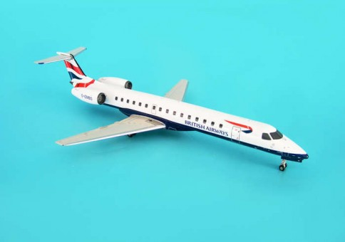 Aviation Models British Airways ERJ145