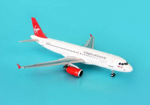 Aviation Models Virgin A320 Old Livery