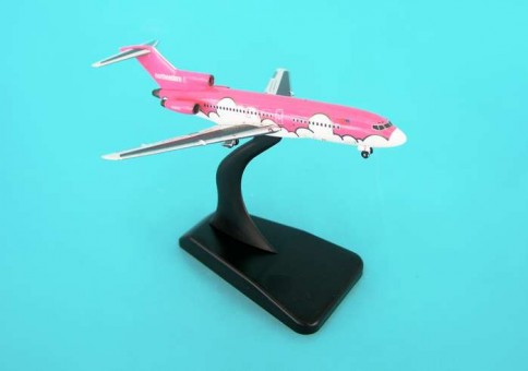 Aviation Models Northeastern 727-100 Pink Livery