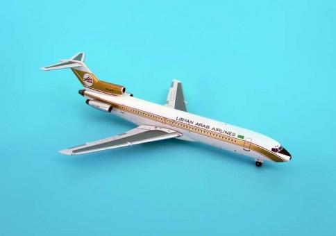 Aviation Models Libyan Arab 727-200