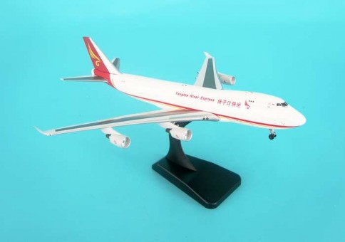 Aviation Models Yangtze River Express 747-400