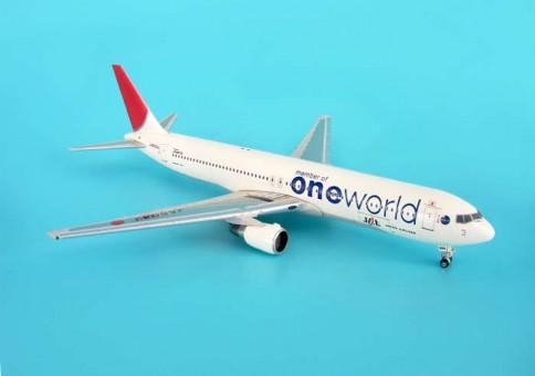 JAL 767-300 One World Livery JA4604J Aviation Models 1:400