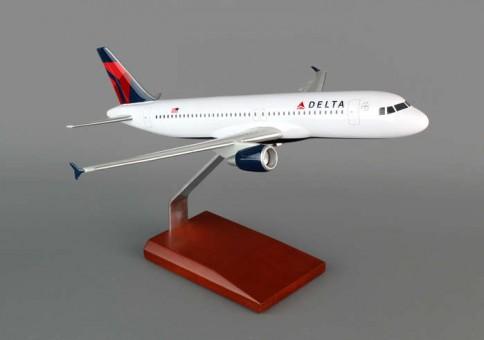 DELTA A320 1/100 NEW LIVERY (KA320DTR) G29010