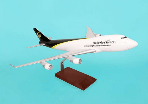 UPS 747-400 1:100 G30010