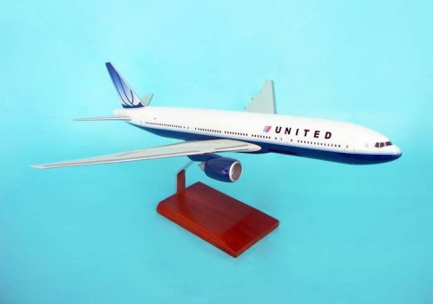United 777-200 New Livery