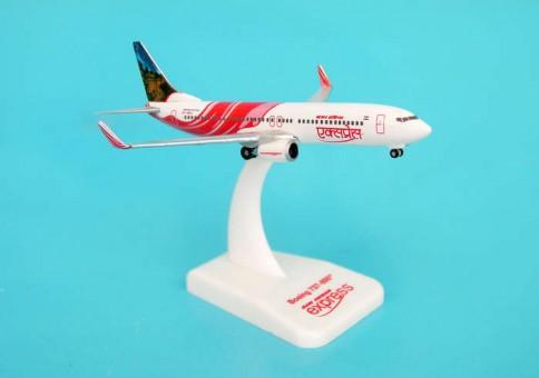 Air India Express 737-800 registration VT-AXJ Hogan HG8102 scale 1:500