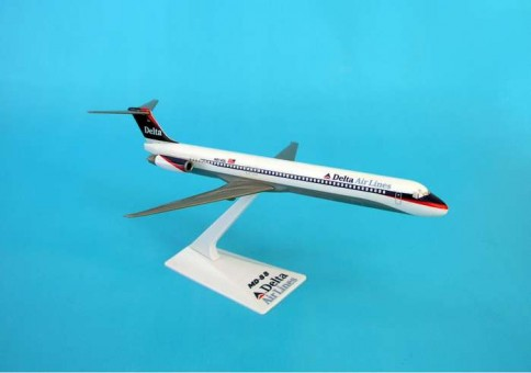Flight Miniatures Delta Airlines McDonnell Douglas MD-80