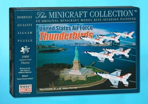 Jigsaw Thunderbirds Puzzle