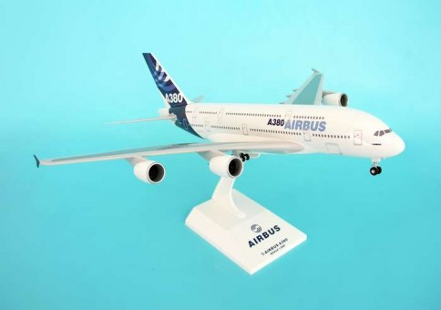 Airbus A380-800 H/C New Colors W/GEAR SKR380