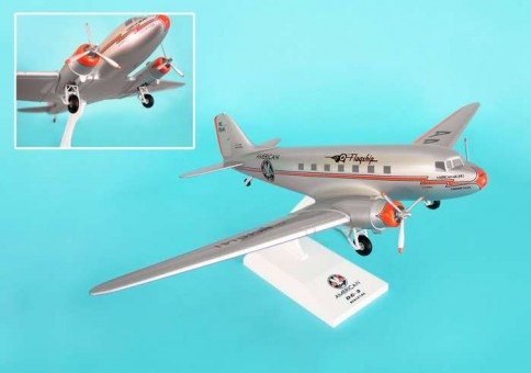 American Airlines DC-3 W/GEAR Flagship Tulsa SKR539