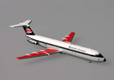 British Airways BAC 111-510ED  Aviation Models 200