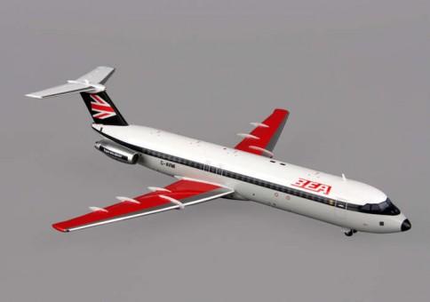 BEA BAC 111-510ED  Aviation Models 200