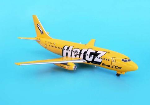 Ryan Air Hertz Boeing B737-200 EI-CJC
