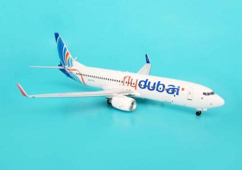 FlyDubai Boeing 737-800 A6-FDA