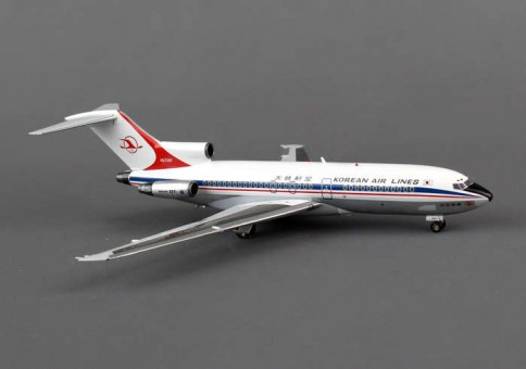 Korean Airlines Boeing 727-46 Reg# HL7307 Blue Box BBOX7211214P scale 1:200