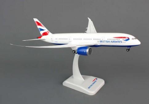 Hogan British Airways 787-8 W/GEAR HG0670G 1:200