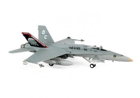 USMC  Navy F/A-18CVFMA-122 Werewolves DC-01 HG7938, hogan 1:200