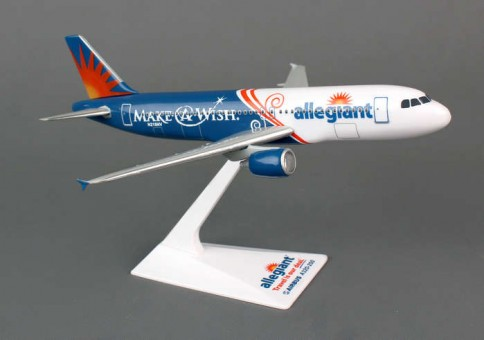 Allegiant Airbus A320 Make A Wish LP0562 Flight Miniatures 1:200
