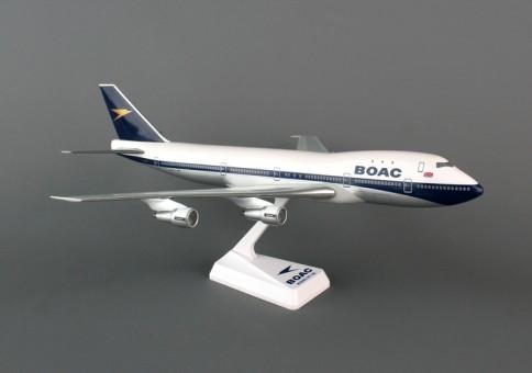 Flight Miniatures B.O.A.C Boeing B747
