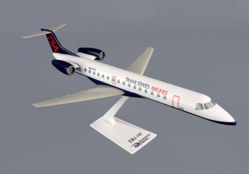 Flight Miniatures Trans States Airlines ERJ-145