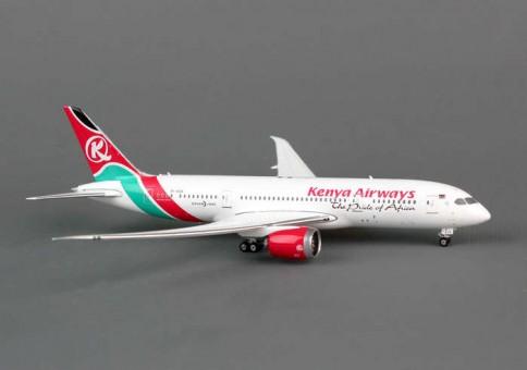 Kenya Airways B787-8 Dreamliner Reg# 5Y-KZA Phoenix 10949 Scale 1:400