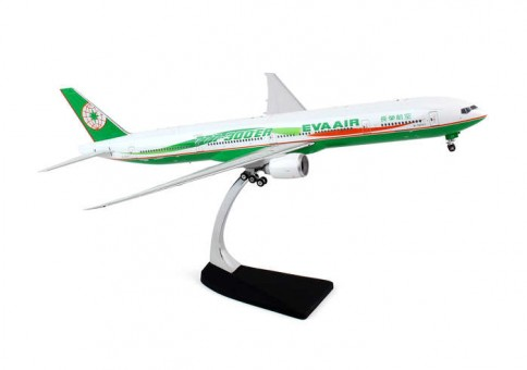 EVA Air Boeing B777-300ER Ribbon Colors B-16701 Eagle/ Phoenix 200002A Scale 1:200