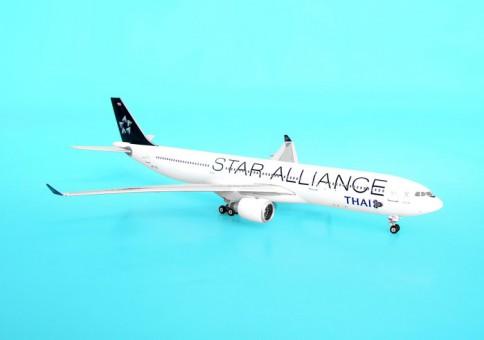 Thai Airways Star Alliance New A330-300 HS-TEL     Phoenix 1:400