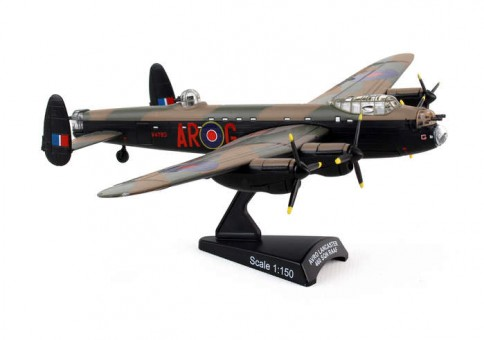 "Avro Lancaster Mk.I ""G for George"" AR-G Sqn 460 RAAF Postage Stamp PS5333-1 Scale 1:150"