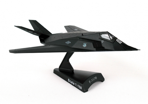 F-117 Nighthawk by Postage Stamp Models PS5386 scale 1:150