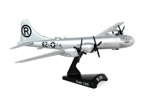 "USAAF B-29 ""Enola Gay"" Hiroshima Bomber by Postage Stamp Models PS5388 1:200"