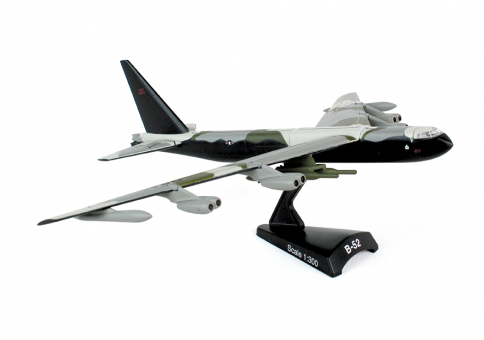 B-52 Stratofortress by Postage Stamp Models PS5391 1:300