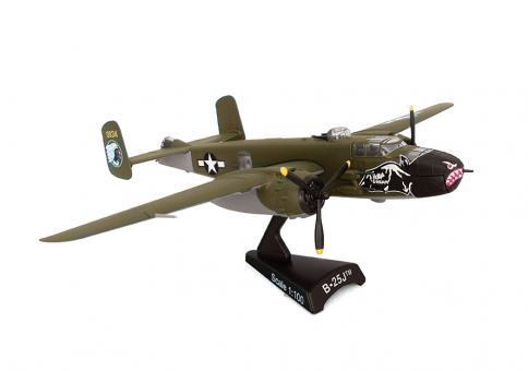 "Postage Stamp USAf B-25j Mitchell ""Betty's Dream"" 1/155 Item: PS5403-3 1:155 Scale"