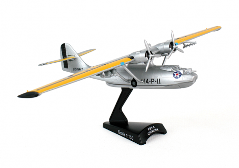 PBY-5 Catalina by Postage Stamp Models PS5556-2 1:150