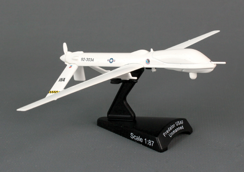 RQ-1 Predator UAV Drone by Postage Stamp Models PS5567 1:87